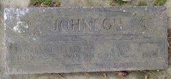 Florence H Johnson