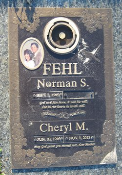 Cheryl M <I>Booth</I> Fehl