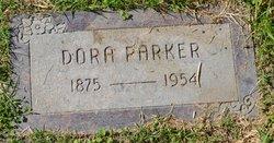 Dora <I>Lanfensee</I> Parker