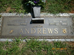 Gladys <I>Oakley</I> Andrews
