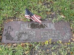 Alice C Logan
