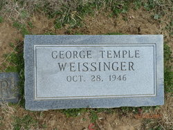 George Temple Weissinger
