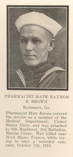 Dr Raymor Riley Brown