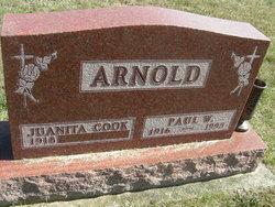 Juanita <I>Cook</I> Arnold