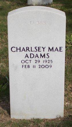 Charlsey Mae Adams