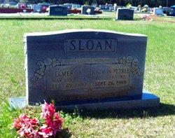 Elmer K. Sloan
