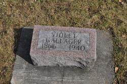 Violet Gallager