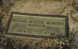 Hannah Nellie <I>Keith</I> Niesen