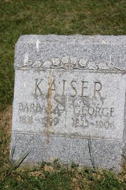 Johann George Kaiser