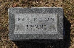 Katherine <I>Doran</I> Bryant