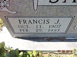 Francis J Jagerson, Sr