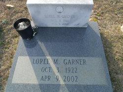 Loree M Garner