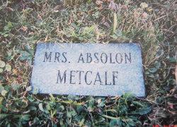 Lucinda Catherine <I>Mitchell</I> Metcalf