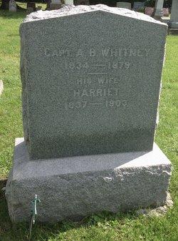 Harriet J. <I>Arnold</I> Whitney