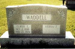 Dr Elmer Edison Waddell