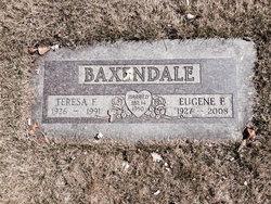 Teresa F. <I>Pouk</I> Baxendale