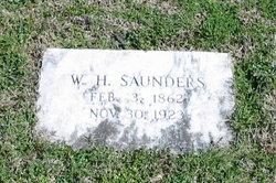 William Henry Saunders