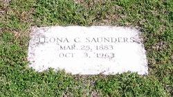 Leona Caretta <I>Plummer</I> Saunders