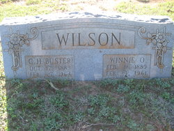 Carroll Hinant Wilson