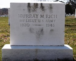 Murray Moncure Rich