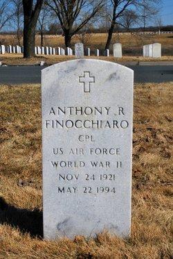 Anthony R Finocchiaro