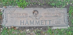 Helen <I>Lofgren</I> Hammett