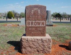 Adia Bell <I>Rogers</I> Brown
