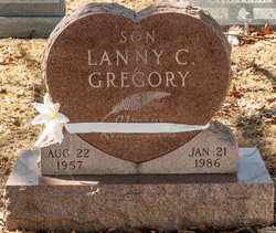 Lanny C Gregory