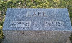 Mary Allen <I>Rose</I> Lahr