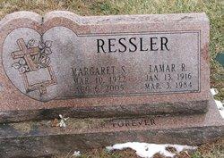 Margaret Savilla <I>Klinger</I> Ressler