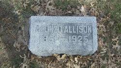 Alonzo Allison