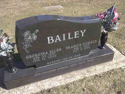 "Georgine Ellen ""Jean"" <I>Day</I> Bailey"