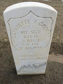 Lafayette F George