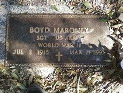 Boyd Maroney