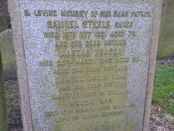 Martha <I>Fraser</I> Steele
