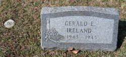 Gerald Edward Ireland