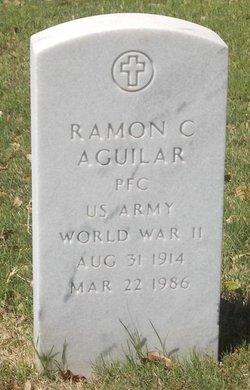 Ramon C Aguilar