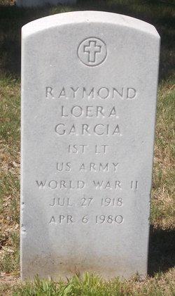 Raymond Loera Garcia