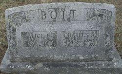 "Alice Frances ""Allie"" <I>Moton</I> Bott"