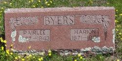 David Marion Byers