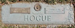 James Wesley Hogue