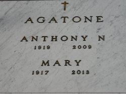 Mary <I>Medaglia</I> Agatone