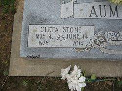 Cleta S <I>Stone</I> Auman