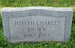 "Joseph Charles ""Joe"" Brown"