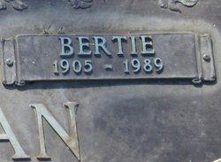 Bertie <I>Beckett</I> Ackman