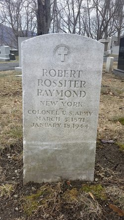 Col Robert Rossiter Raymond, Sr