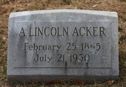 A Lincoln Acker