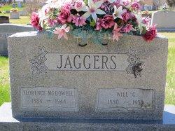 Florence <I>McDowell</I> Jaggers