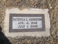 Patricia Louise Anderson