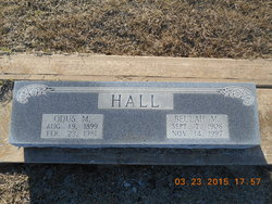 Beulah M. Hall
